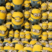 70 Minions are cheering up Millions