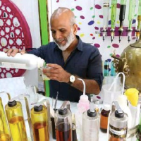 Meet the Perfume Man of Dubai